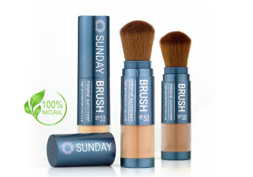 Foto blog bericht - Sunday Brush 100% natuurlijk