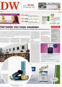 Sunday Brush publicatie DW