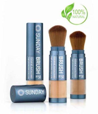 Home Sunday Brush 100% natural