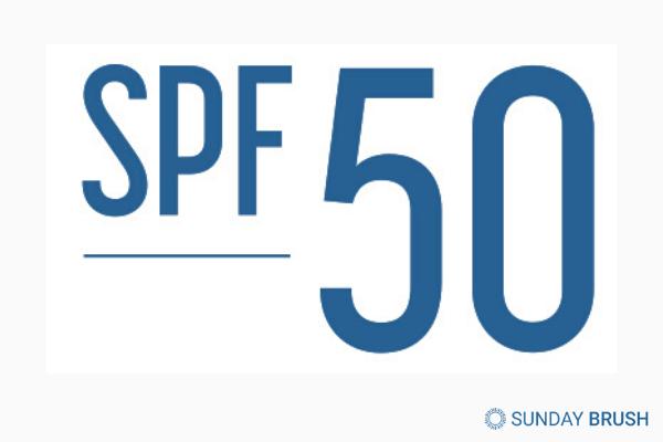 Blogfoto - Sunday Brush - SPF wat is SPF?