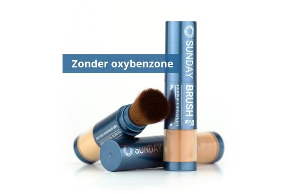 Zonder oxybenzone - Sunday Brush