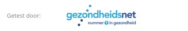 Getest door Gezondheidsnet.nl