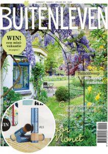 Sunday Brush Cover publicatie Buitenleven