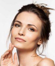 Model for skin tone Tan