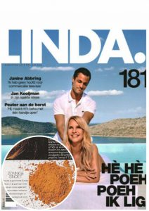 Linda Magazine 181 Sunday Brush publicatie 1