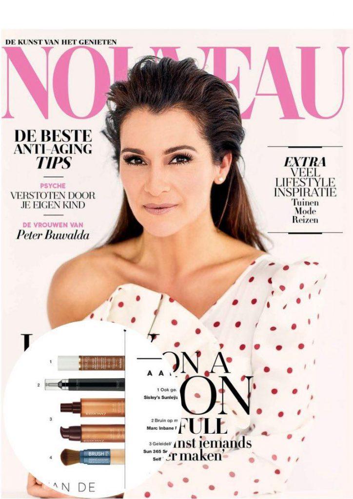Nouveau Sunday Brush publicatie 1