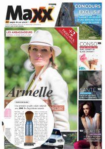 Publicatie Cover Maxx Sunday Brush april 2020