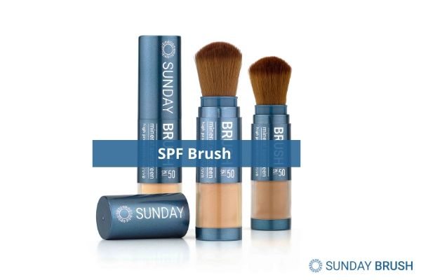 Blogfoto SPF Brush - Sunday Brush