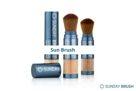 Blogfoto Sun Brush - Sunday Brush